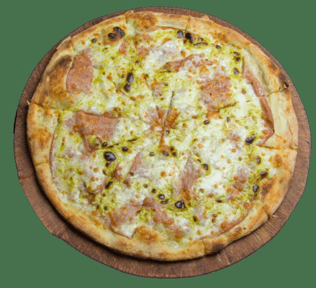 Mortadella e pistacchio